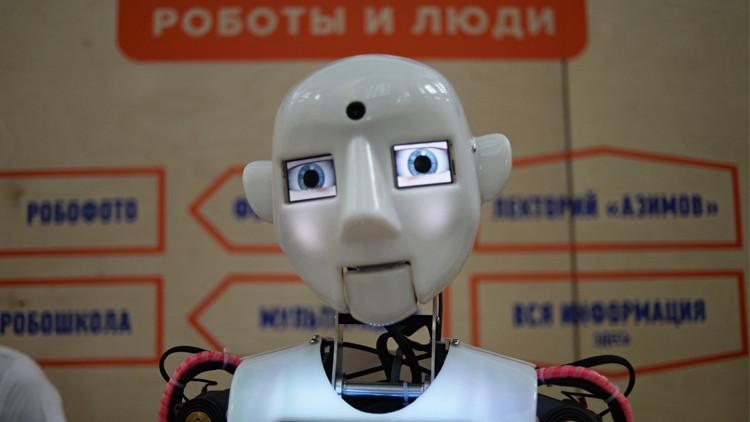 افتتاح متحف الروبوتات في موسكو