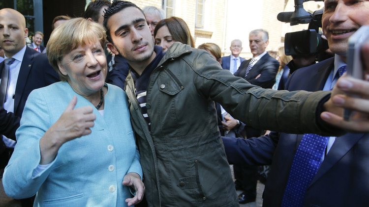 أزمة اللاجئين تغير قواعد اللعبة السياسية في ألمانيا