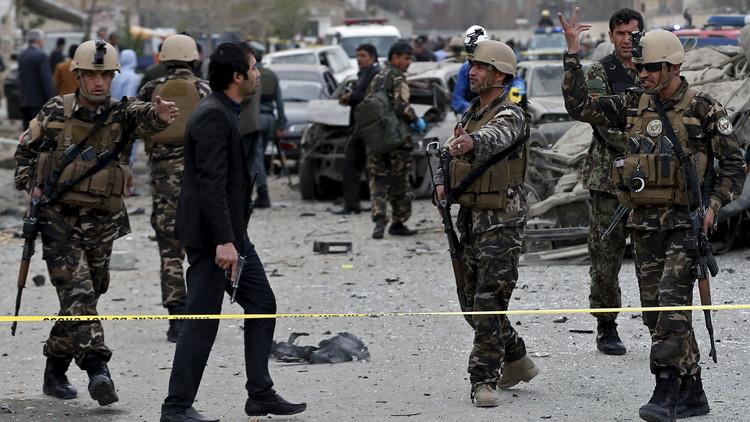 وقوع انفجار بالقرب من السفارة الأمريكيةفي كابل