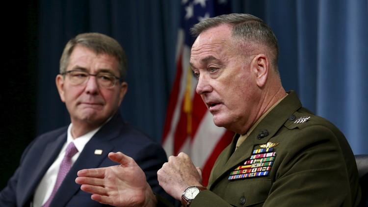 البنتاغون يتوقع زيادة عدد القوات الأمريكية في العراق خلال الأسابيع القريبة
