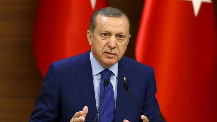 أردوغان غاضب من حضور دبلوماسيين أجانب محاكمة صحفيين تركيين
