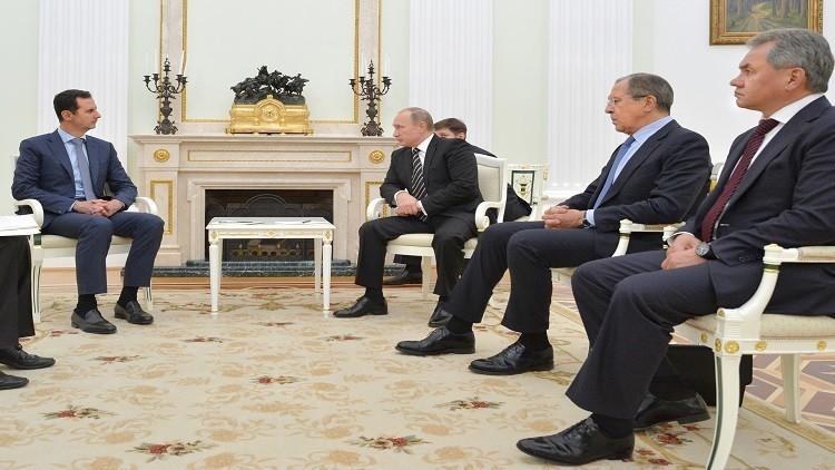 الخارجية الروسية: لا تنسوا أن الأسد كان صديقا للغرب قبل روسيا