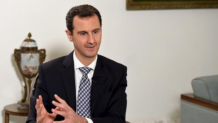 بشار الأسد: استعادة تدمر تؤكد نجاعة استراتيجية الجيش السوري ضد الإرهاب
