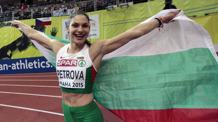 أفضل رياضية بلغارية تسقط في اختبار مادة ميلدونيوم
