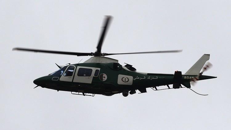 مقتل 12 جنديا جزائريا في تحطم مروحية عسكرية