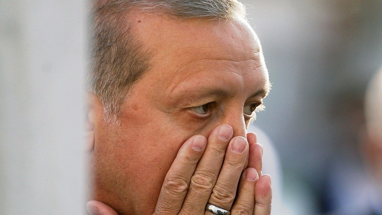 أردوغان ضيف ثقيل على واشنطن
