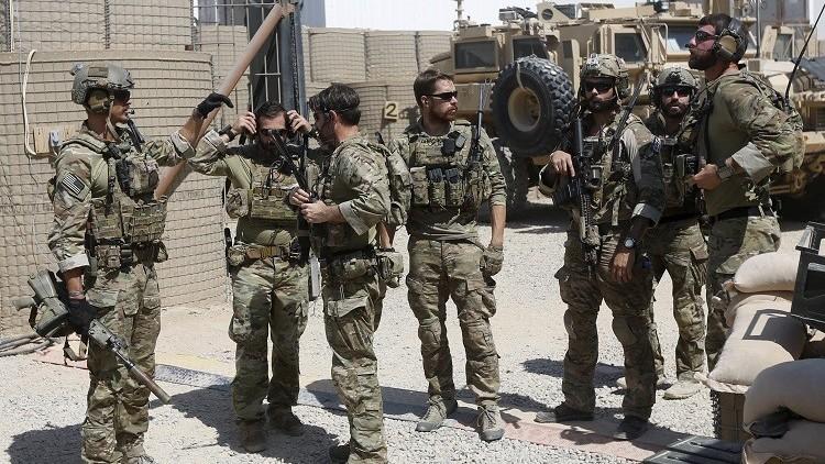 جندي أمريكي يقتل صبيا أفغانيا قرب قاعدة جوية في كابل