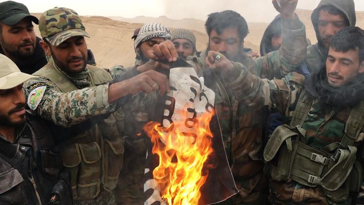 الجيش السوري يستعد للهجوم على القريتين والسخنة لتحريرهما من قبضة