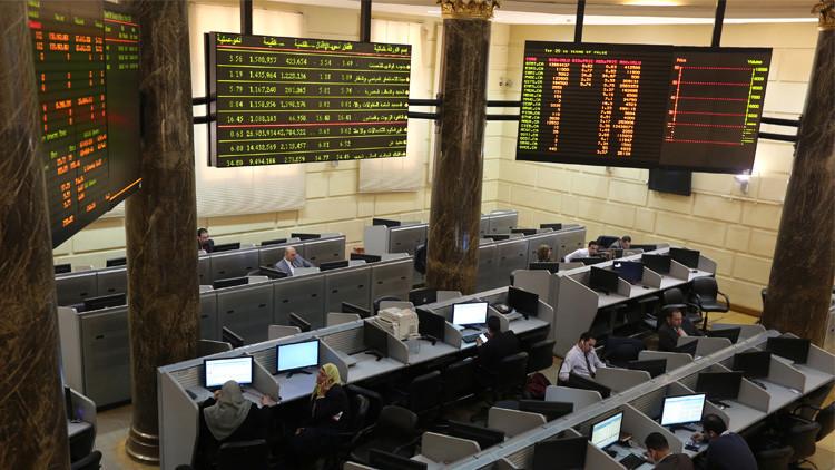 اختطاف طائرة الركاب يقود البورصة المصرية إلى المجهول