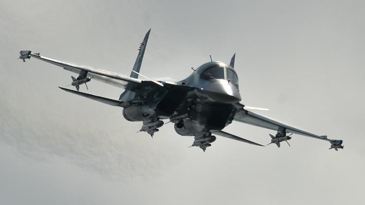 سو 34 .. الرابح الأكبر من العملية الروسية في سوريا