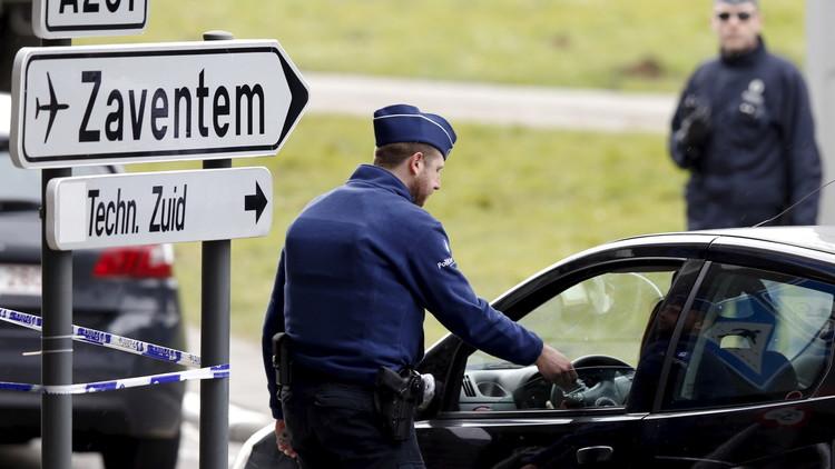 بلجيكا تواصل مطاردة المشتبه به الثالث في تفجيرات مطار بروكسل