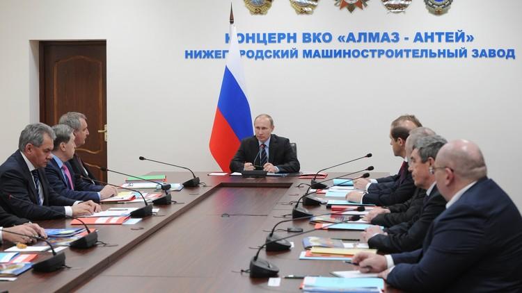 بوتين يدعو أوروبا إلى إعادة التعاون مع روسيا في المجال العسكري التقني
