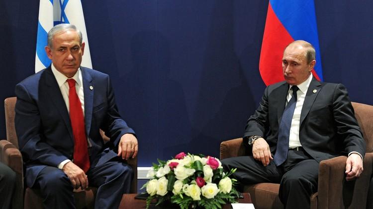 بوتين يبحث مع نتنياهو في موسكو الشهر المقبل قضايا الأمن في الشرق الأوسط
