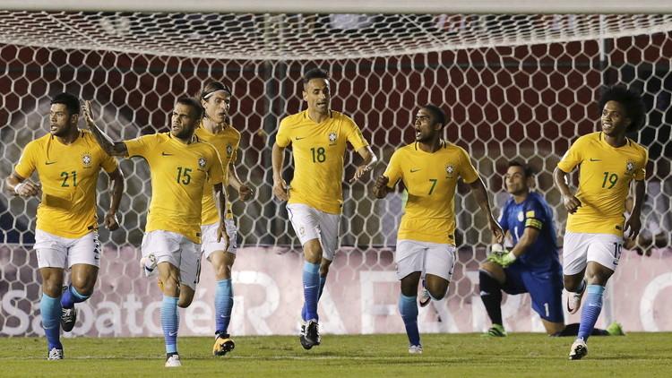 تصفيات المونديال.. البرازيل تنجو من الخسارة أمام مضيفتها باراغواي  (فيديو)
