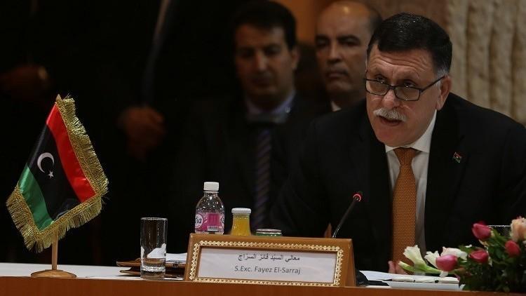 ليبيا : حكومة من جهات دولية