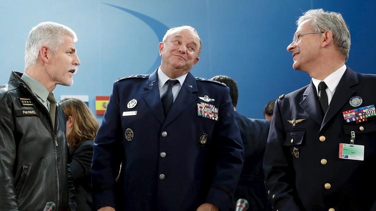الناتو يعزز قواته في أوروبا للتصدي لروسيا