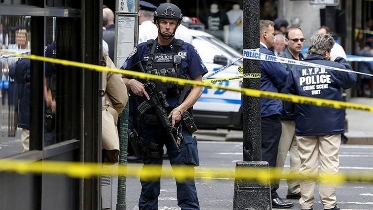 مقتل شرطي وإصابة 5 أشخاص بإطلاق نار في ولاية فيرجينيا