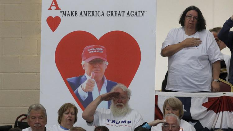 الولايات المتحدة بين (حب ترامب) و(الخوف من ترامب)