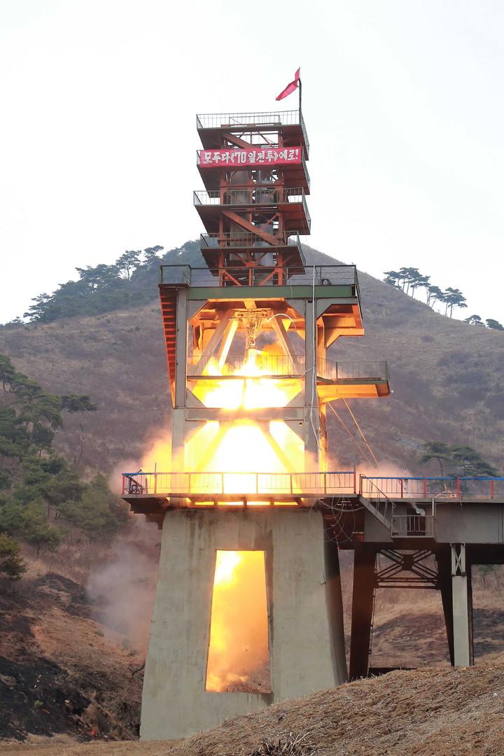 بيونغ يانغ تهدد بإطلاق