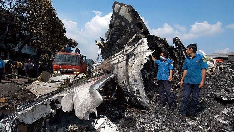 أفظع كوارث طائرات