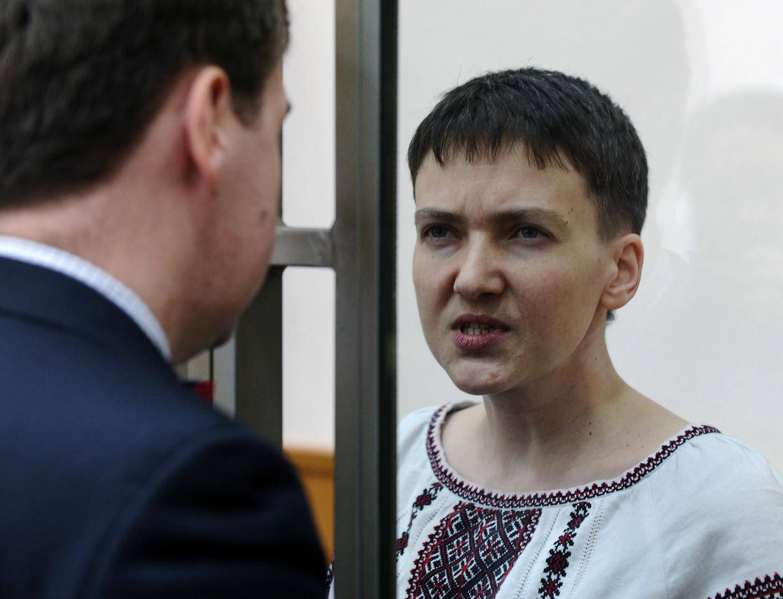 محكمة روسية تدين الأوكرانية ناديجدا سافتشينكو بقتل صحفيين روسيين