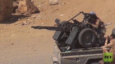 اليمن.. قوات هادي تعلن تفدمها في الجوف