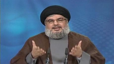 الأمين العام لحزب الله حسن نصر الله