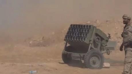 اليمن.. اشتباكات في مأرب ونهم
