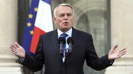 وزير الخارجية الفرنسي جان مارك آيرولت