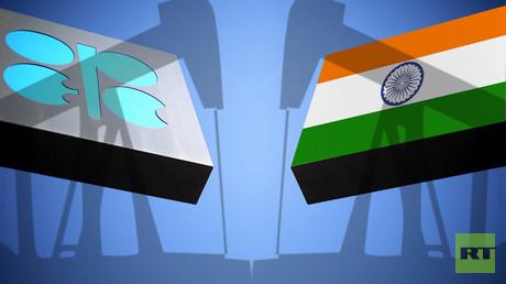 """الهند تنقذ """"أوبك"""""""