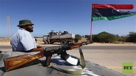 الحكومة الليبية الجديدة تباشر عملها وسط إجراءات أمنية مشددة في قاعدة بحرية في طرابلس