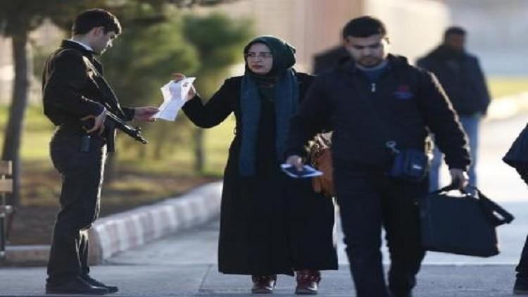 العفو الدولية: تركيا تعيد اللاجئين السوريين قسرا إلى وطنهم