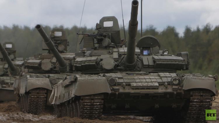 روسيا تعزز جيشها على الحدود مع أوروبا