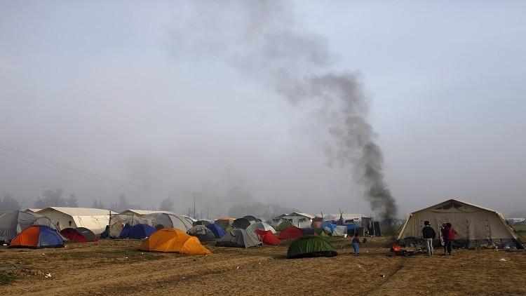 إعادة اللاجئين إلى تركيا تبدأ الاثنين