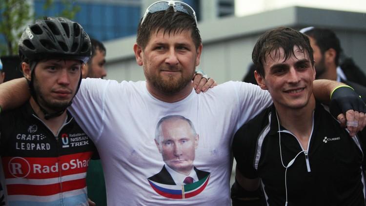 قادروف: بوتين عبقري يستحق جائزة نوبل للسلام!