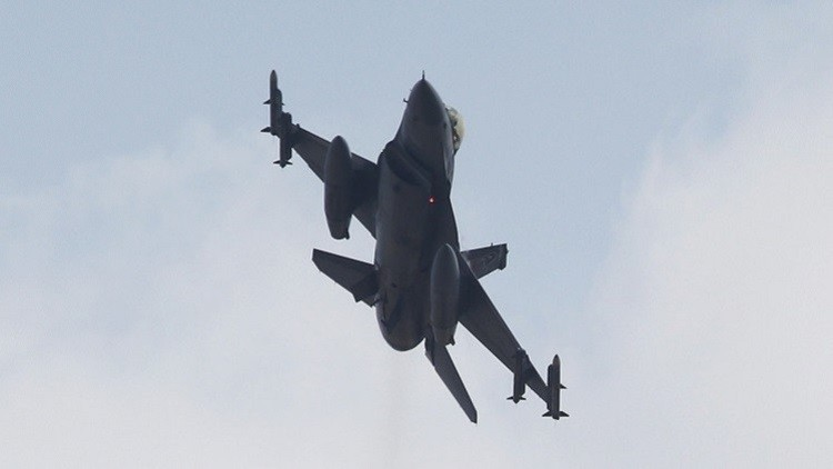 غارات تركية تستهدف مواقع حزب العمال شمال العراق