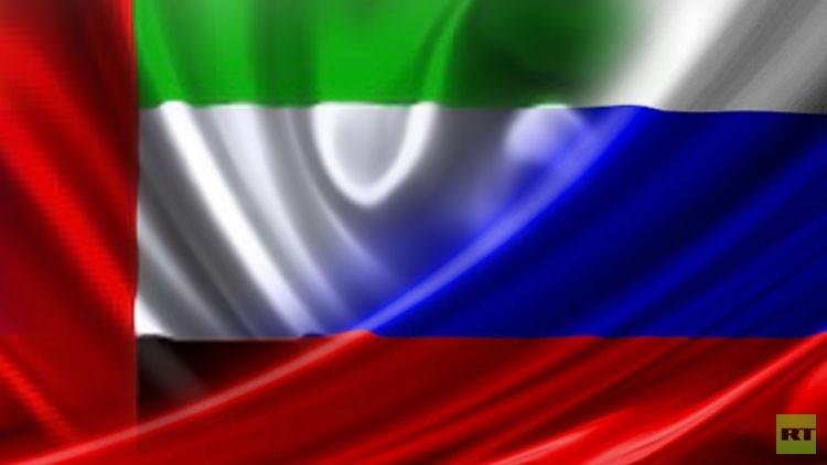 وزير إماراتي يعرب عن اهتمام بلاده بالاستثمار في قطاع الغاز الروسي