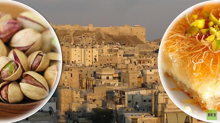 وهل تكون الكنافة نابلسية بلا فستق حلبي؟