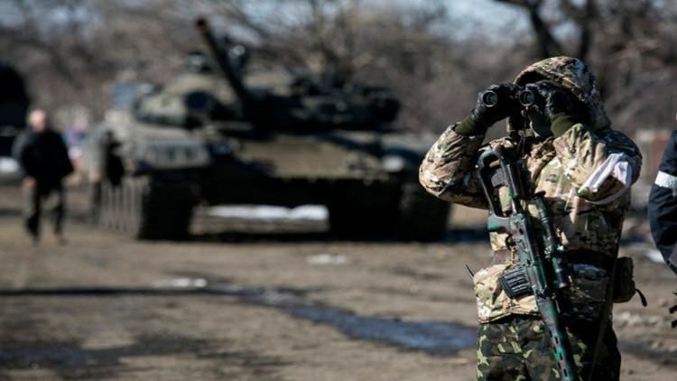 الخارجية الروسية: كييف تحاول تبرير تخريب اتفاقات مينسك
