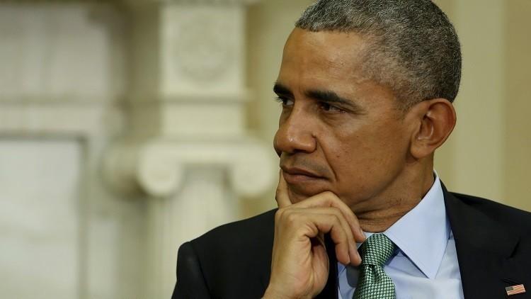 أوباما يقول إنه يشعر بقلق من توجهات في تركيا ضد حرية الصحافة