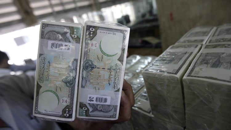 الليرة السورية تخرج عن السيطرة