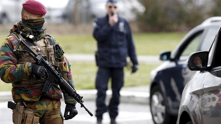اتهام بلجيكي بالتخطيط لاعتداء أحبط في فرنسا