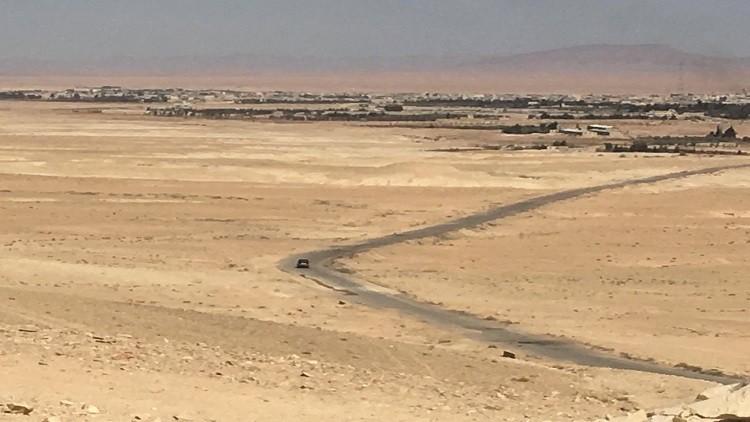 الجيش السوري يواصل تقدمه لتحرير بلدة القريتين