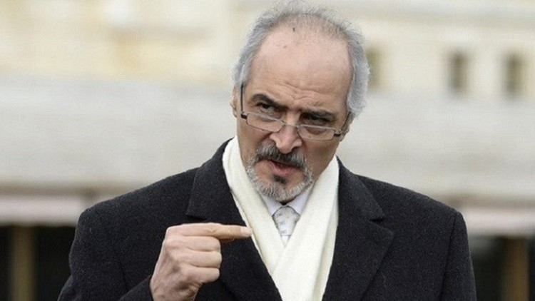 آكي: دمشق تدرس استبدال الجعفري برئيس جديد لوفدها إلى مفاوضات جنيف