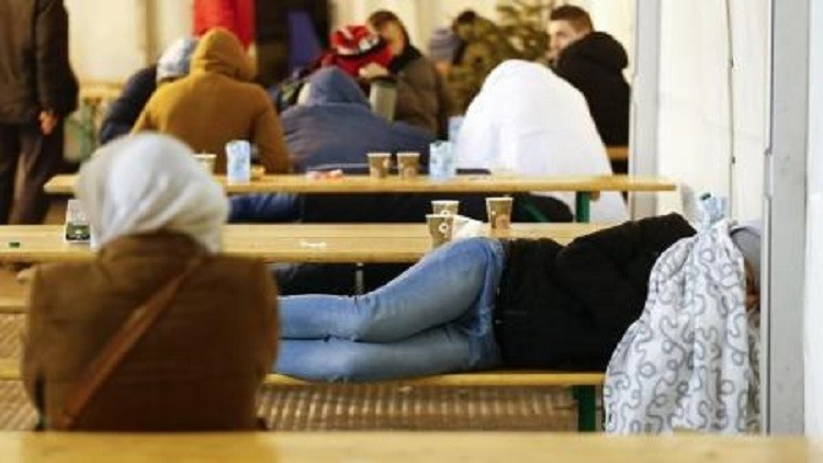 تراجع عدد المهاجرين إلى ألمانيا