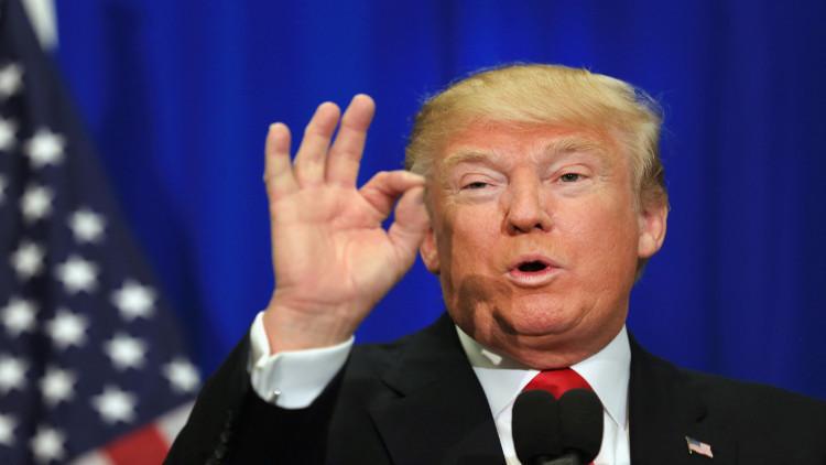 ترامب: سأحسن العلاقة مع بوتين في حال فوزي بالانتخابات