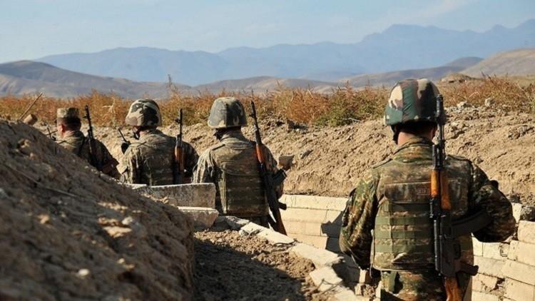 جيش دفاع قره باغ ينتظر من أذربيجان مقترحاتها حول التهدئة