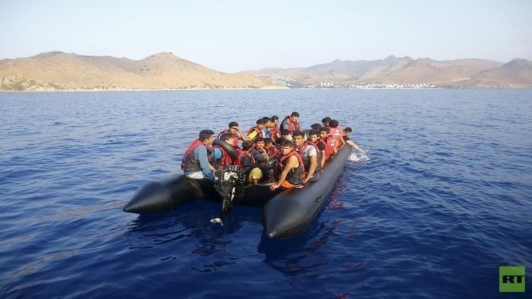 مهربو البشر يفتحون طريقا جديدا نحو أوروبا