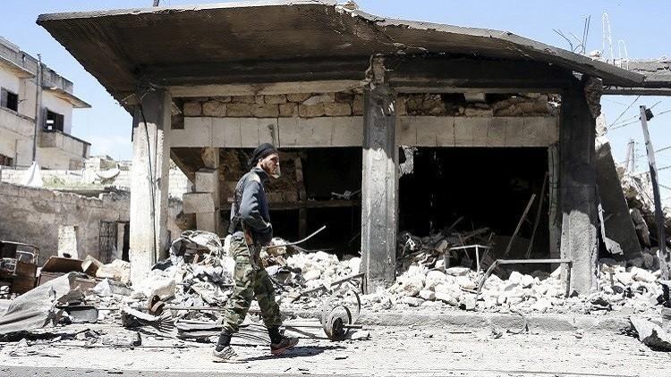 ناشطون: مقتل قيادي في جبهة النصرة و20 آخرين في غارات بمحافظة إدلب شمال سوريا