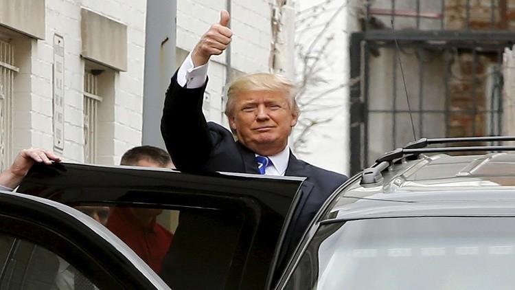 رئيس الحزب الجمهوري الأمريكي يحذر ترامب من الترشح للرئاسة كمستقل